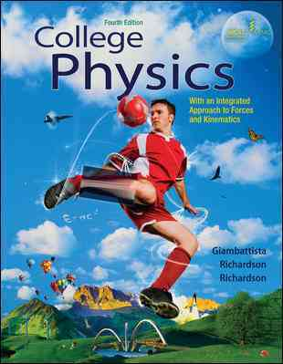 College Physics By Giambattista, Alan